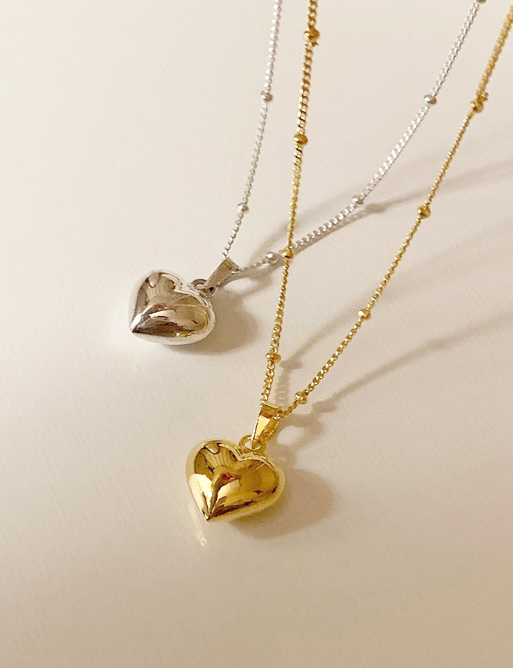 (silver 92.5) Romance necklace
