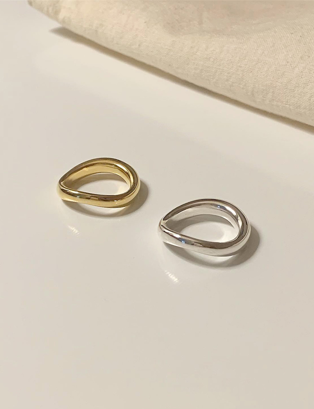(silver 92.5) Ext ring