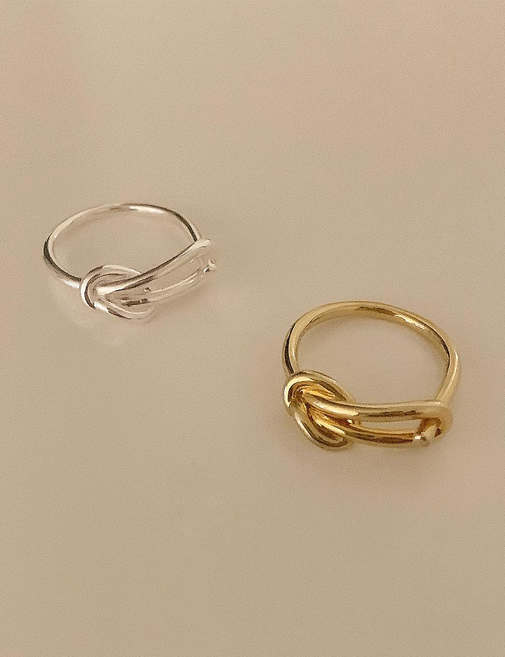(silver 92.5) Clip ring